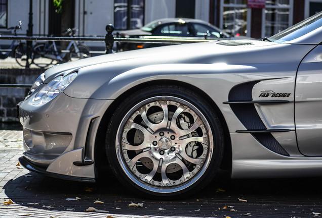 Mercedes-Benz FAB Design SL 55 AMG
