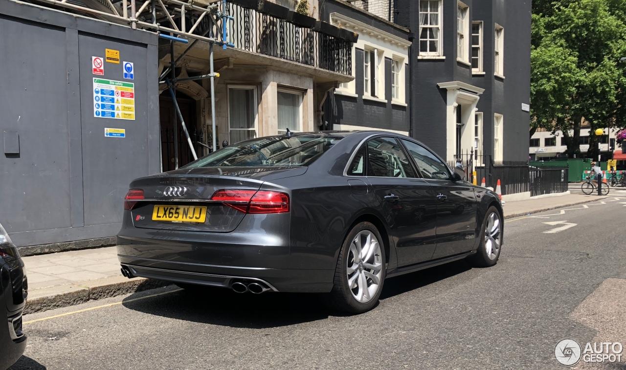 Audi S8 D4 2014 - 9 juli 2018 - Autogespot