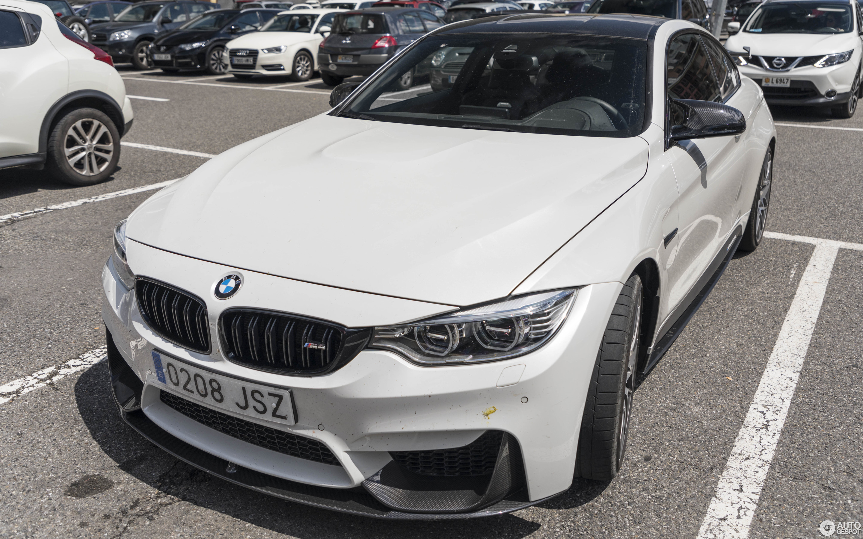 BMW M4 F82 CS