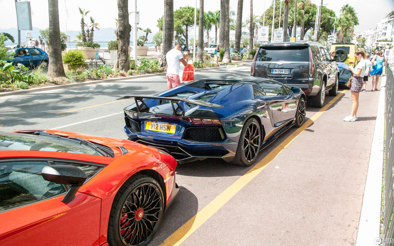 Lamborghini Aventador LP900-4 DMC Molto Veloce Roadster
