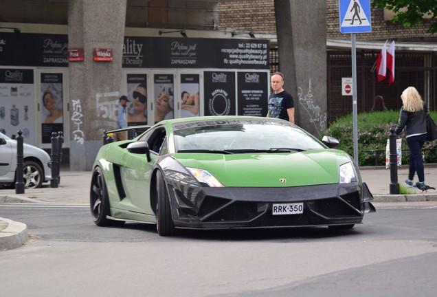 Lamborghini Gallardo LP560-4 2013 Reiter Strada
