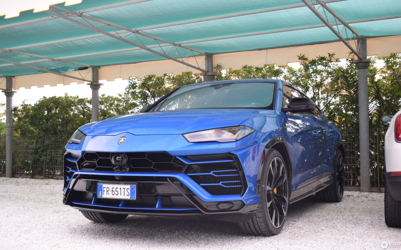 Lamborghini Urus , 12 July 2018 , Autogespot