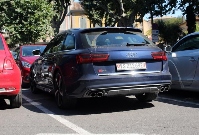 Audi S6 Avant C7 2015
