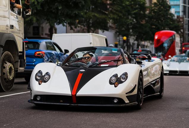 Pagani Zonda F Roadster Clubsport
