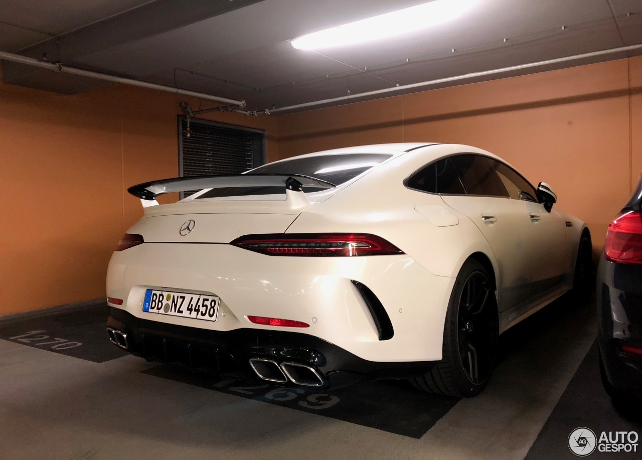 mercedes amg gt 63 s x290 13 july 2018 autogespot. Black Bedroom Furniture Sets. Home Design Ideas