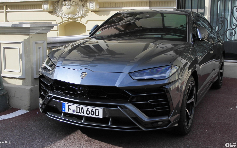 Lamborghini Urus 13 July 2018 Autogespot