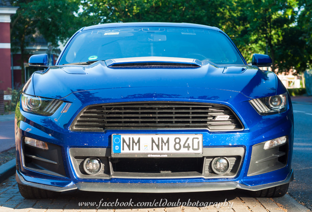 Ford Mustang Roush Warrior S/C 2015