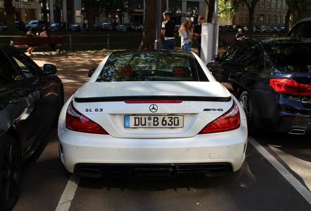 Mercedes-Benz SL 63 AMG R231 Miga Tuning Wide Body