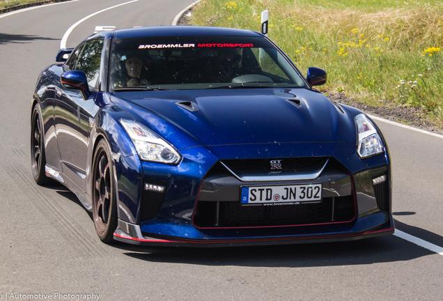 Nissan GT-R 2017 Brömmler Motorsport