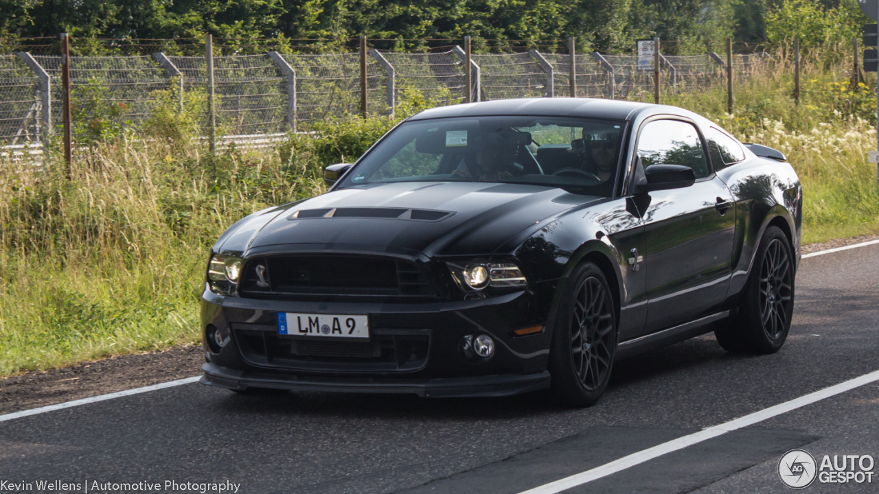 Ford mustang shelby gt500 2010 16 july 2018 autogespot