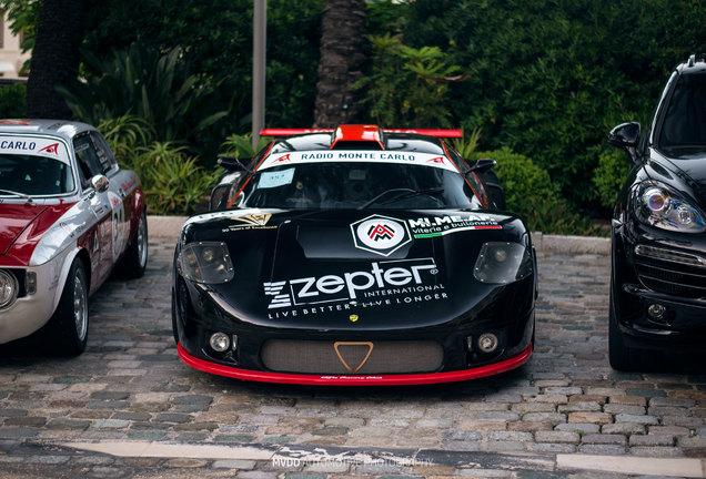 Monte Carlo Automobile Carlo Chiti Centenaire