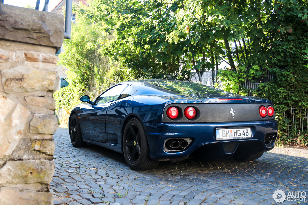 Ferrari 360 Modena 18 Julio 2018 Autogespot