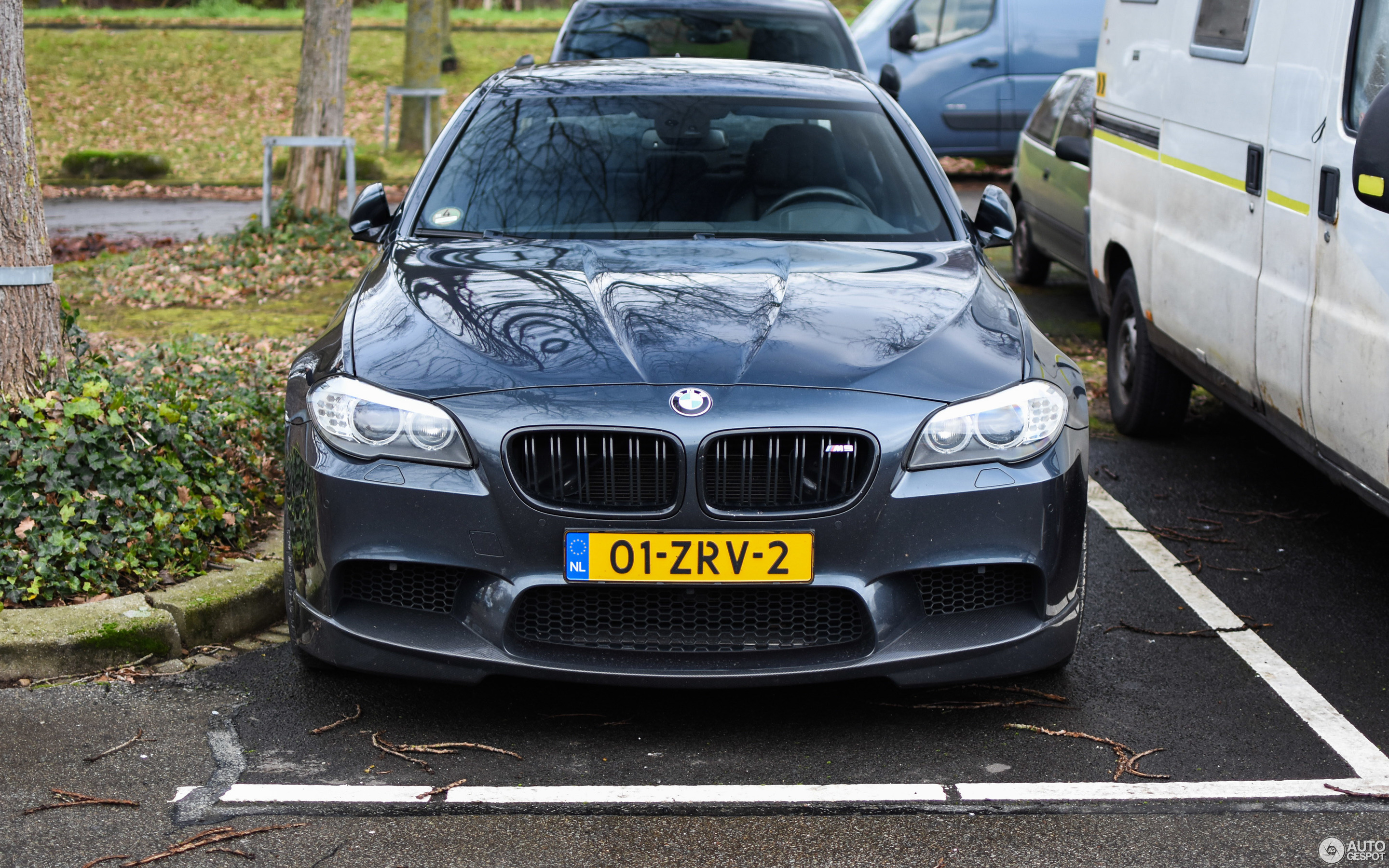 BMW Manhart Performance MH5S Biturbo