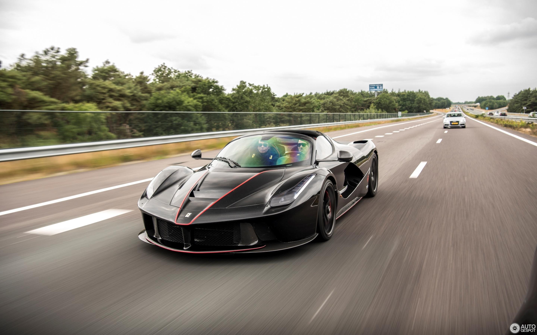 Ferrari Laferrari Aperta 19 Juli 2018 Autogespot