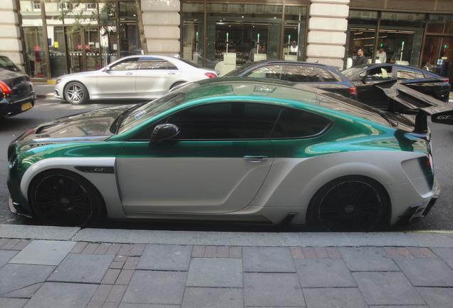 Bentley Mansory Continental GT Race
