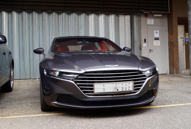 Aston MartinLagonda Taraf