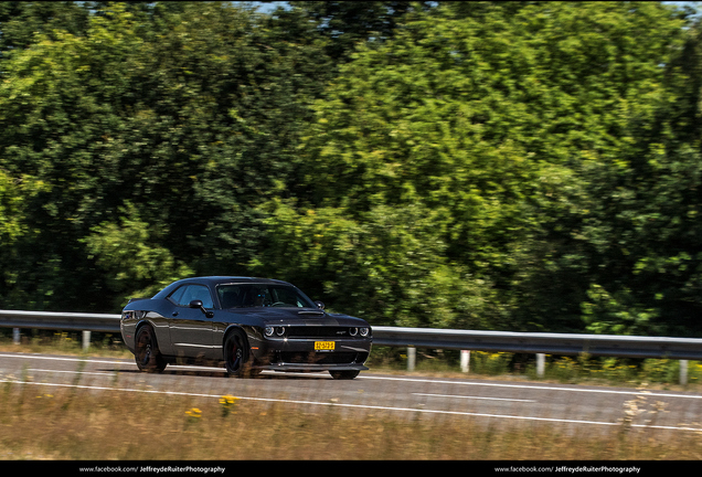 Dodge Challenger SRT-8 Hellcat 2017