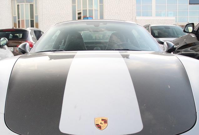 Porsche 991 Carrera GTS MkII