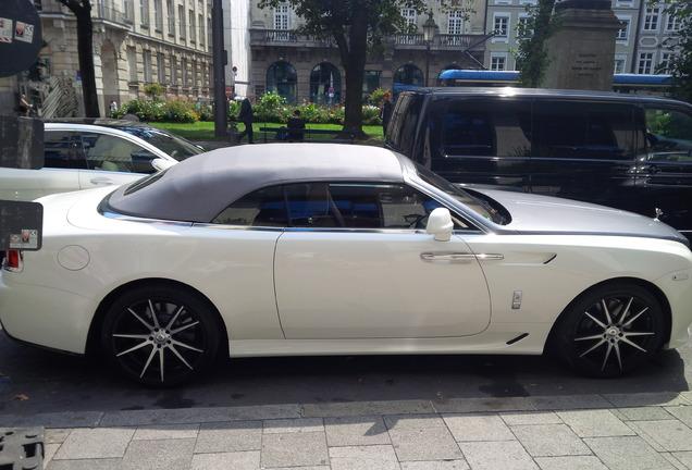 Rolls-Royce Dawn Ares Design