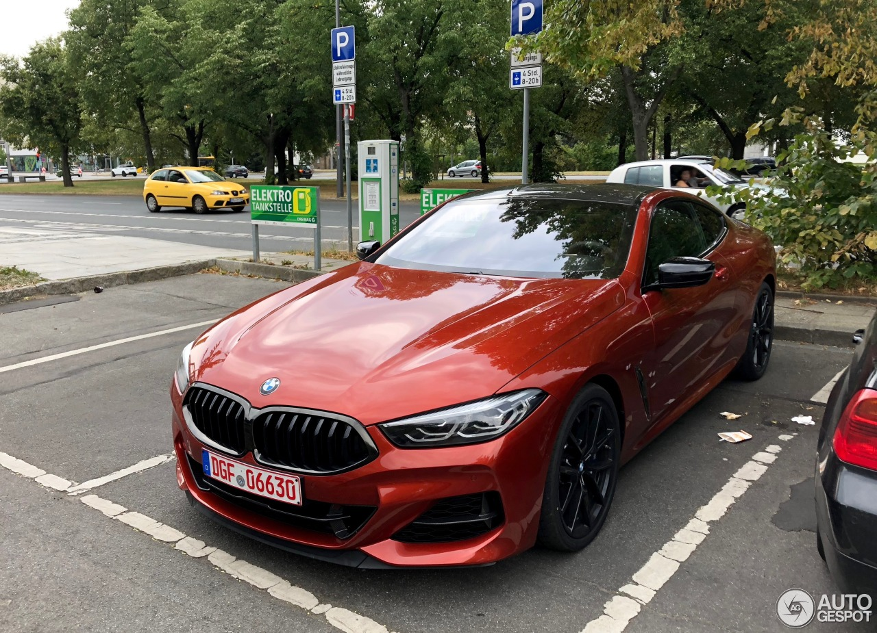 Bmw M850i Xdrive 2019 21 July 2018 Autogespot