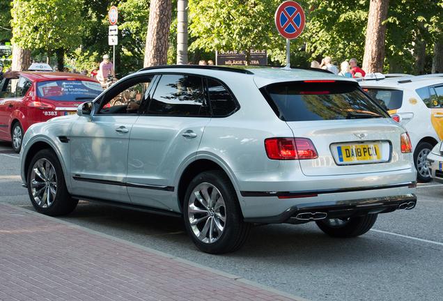 BentleyBentayga Diesel