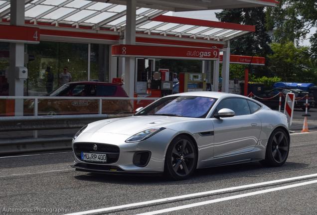 Jaguar F-TYPE 400 Sport AWD Coupé