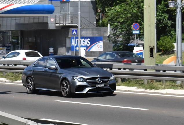 Mercedes-AMG 2017 Mercedes-AMG E63S