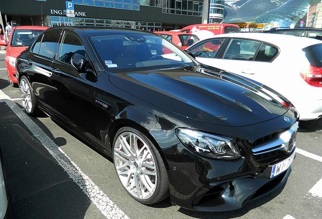 Mercedes-AMG Brabus E B40-700 W213