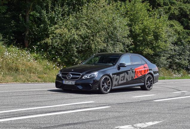 Mercedes-Benz Renntech E 63 AMG W212 V8 Biturbo