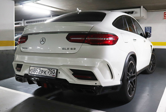 Mercedes-AMG GLE 63 Coupe Larte Design