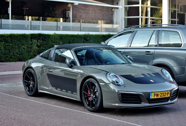 Porsche 991 Targa 4S MkII Exclusive Alex Edition