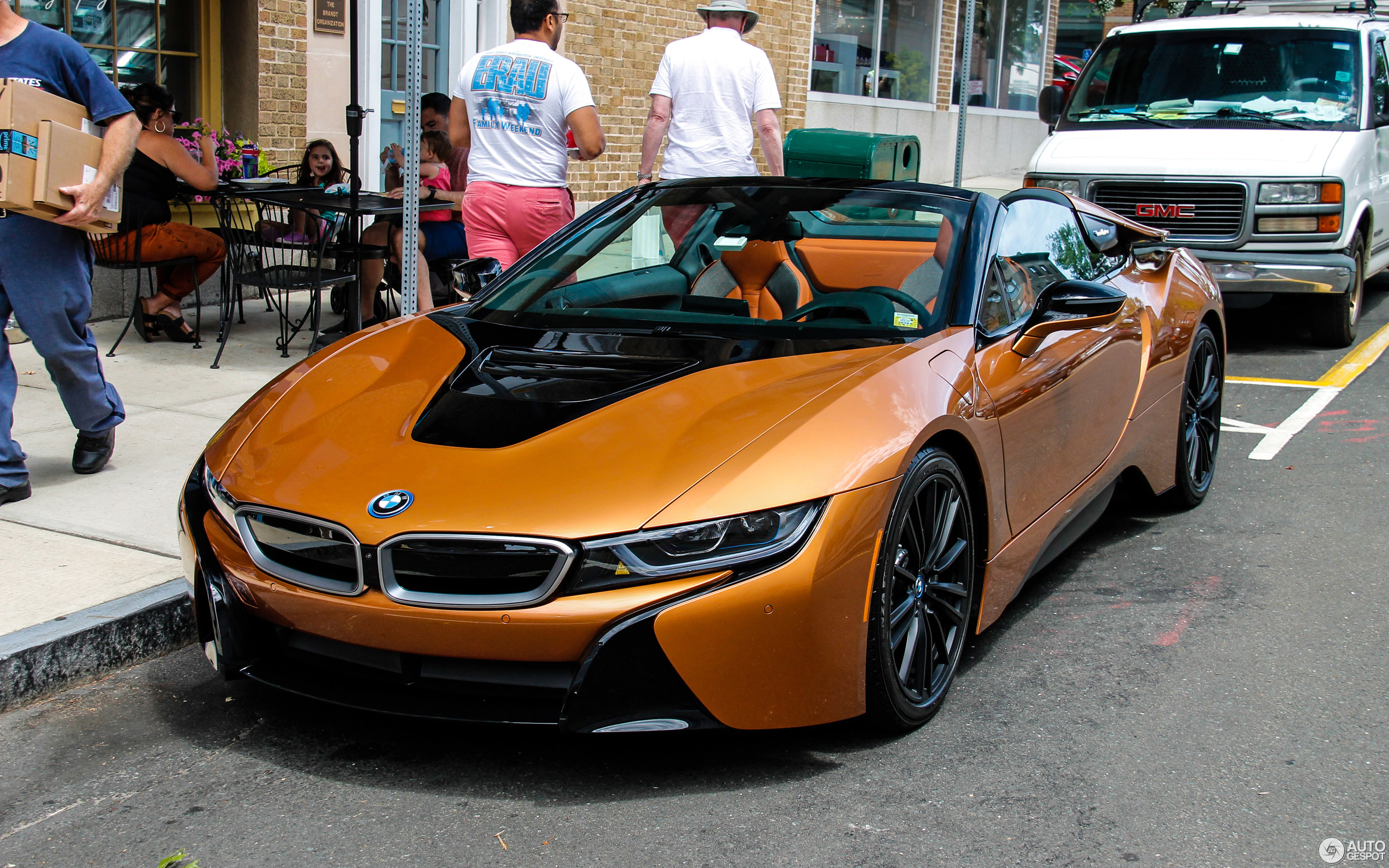 Bmw I8 Roadster First Edition 23 July 2018 Autogespot