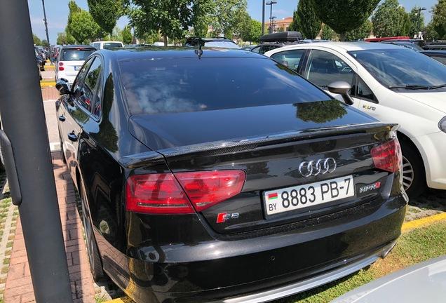 Audi APR S8 D4