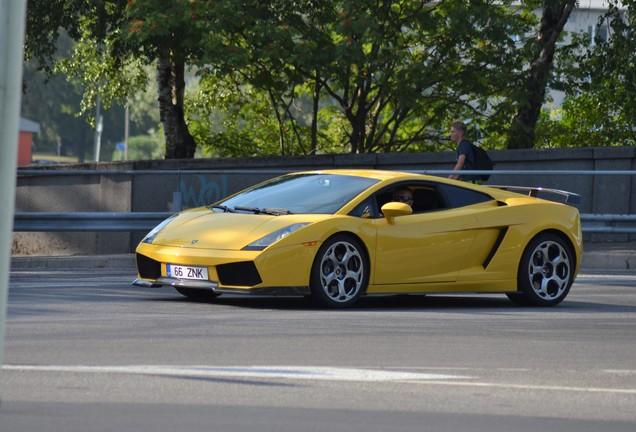 Lamborghini Gallardo BF Performance