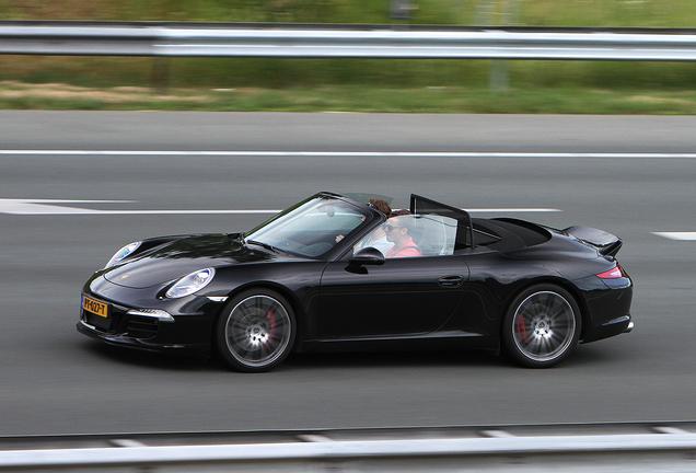 Porsche 991 Cabriolet
