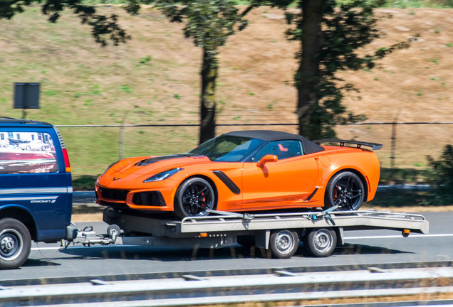 Chevrolet Corvette C7 ZR1 Convertible