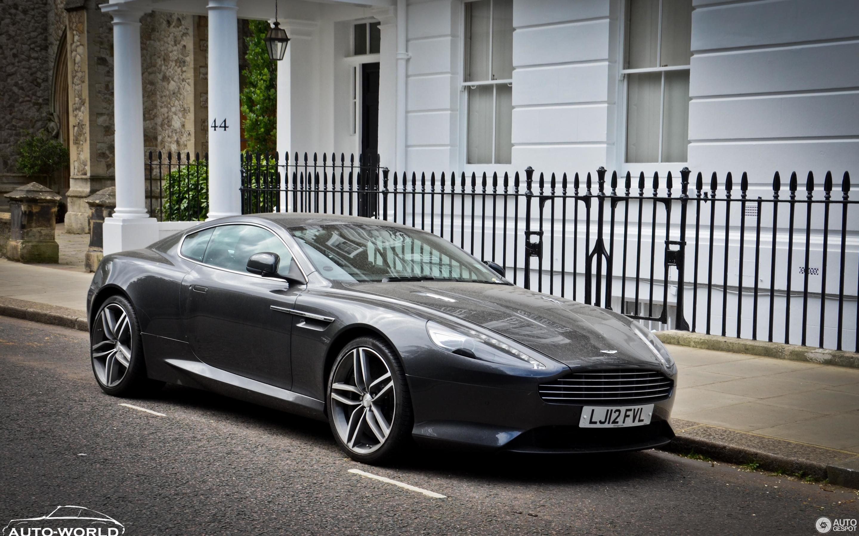 Aston Martin Virage July Autogespot - 2018 aston martin virage