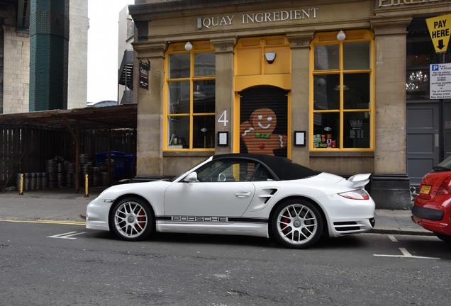 Porsche 997 Turbo Cabriolet MkII