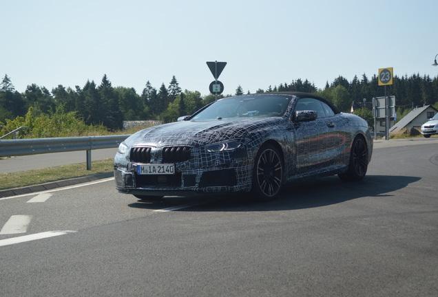 BMW M8 G20 Cabriolet