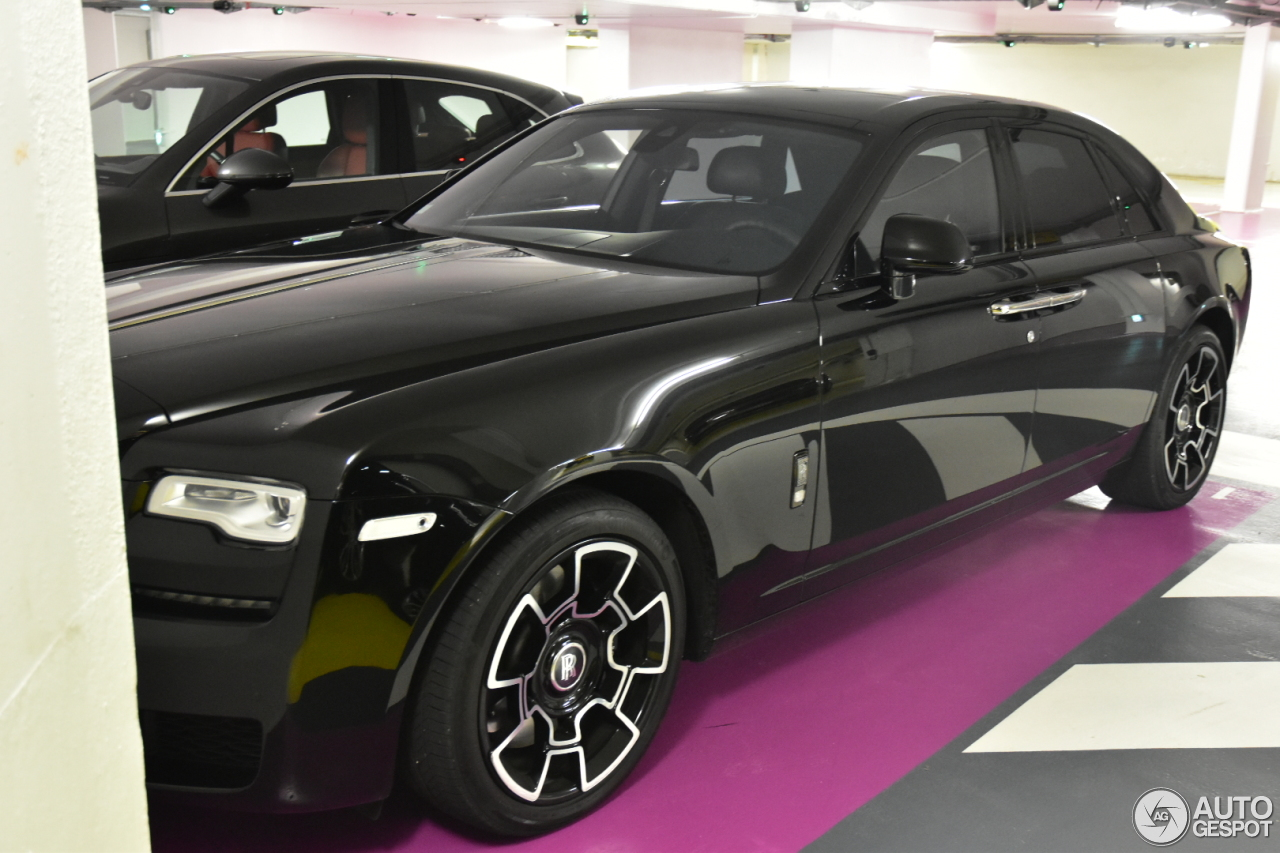 Rolls-Royce Ghost Series II Black Badge - 27 July 2018 ...