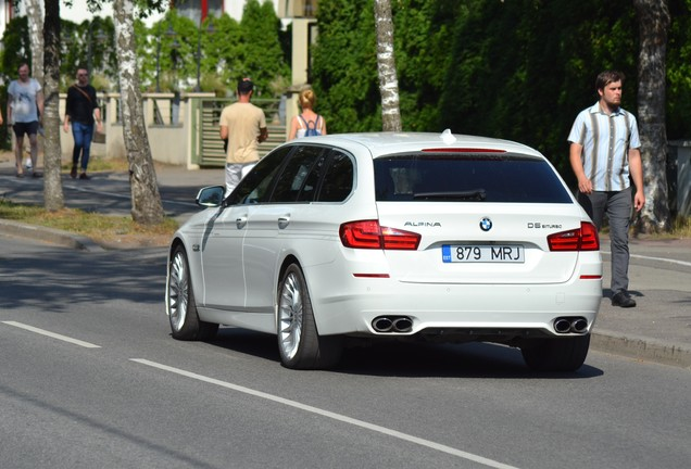 Alpina D5 BiTurbo Touring