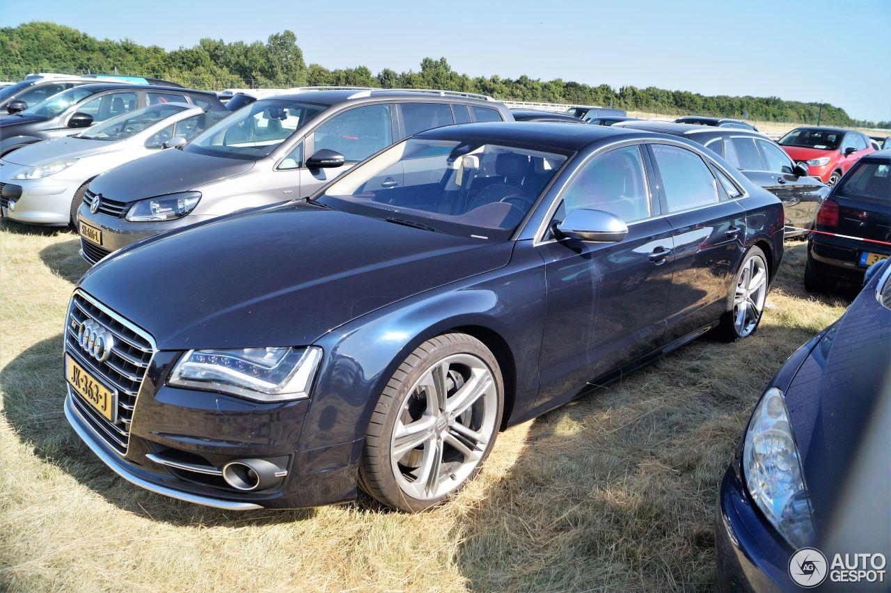Audi S8 D4 - 30 juli 2018 - Autogespot