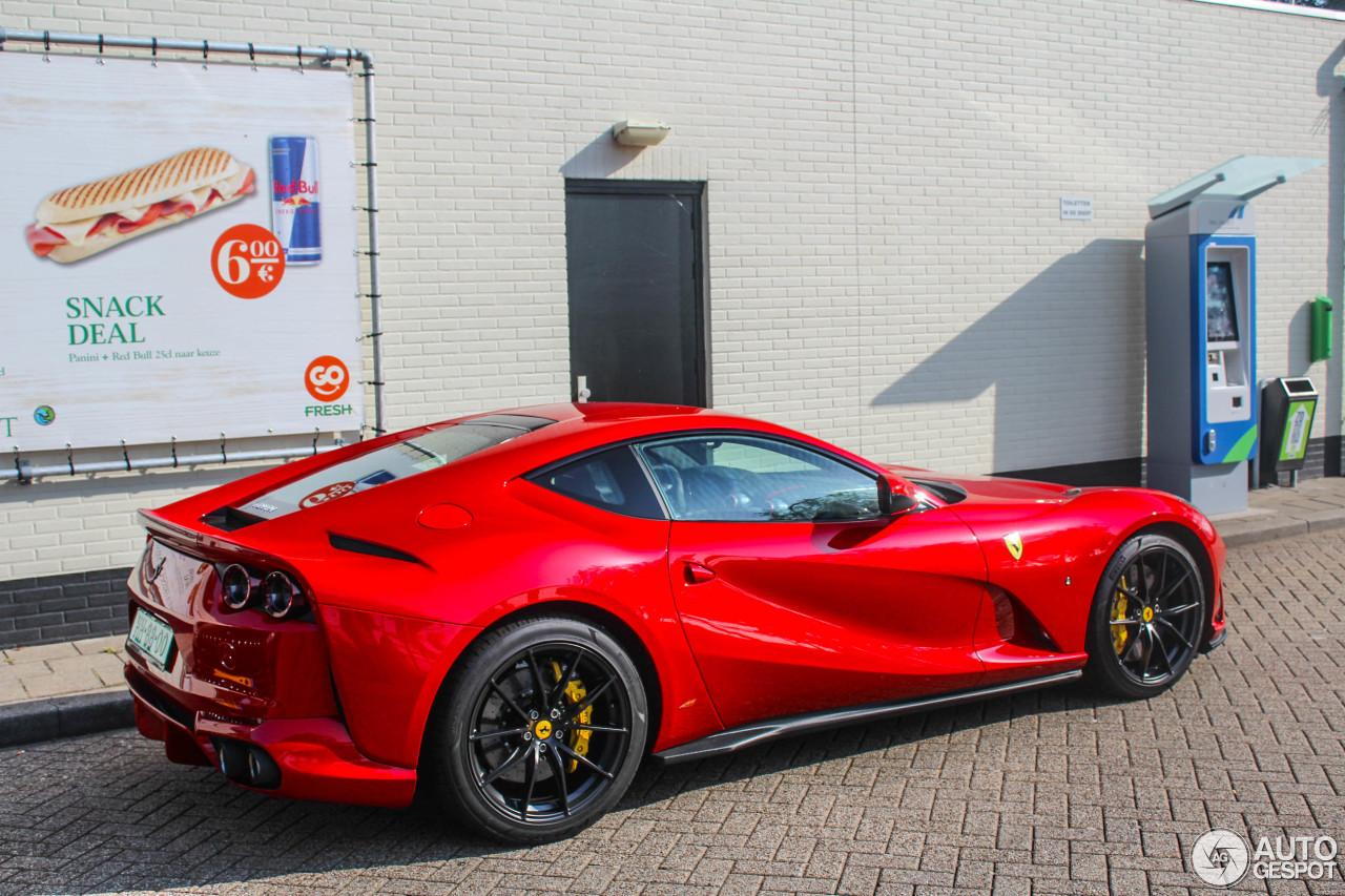 Ferrari 812 Superfast 30 July 2018 Autogespot