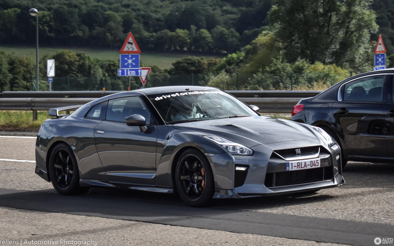 Nissan Gt R 2017 Track Edition 30 July 2018 Autogespot
