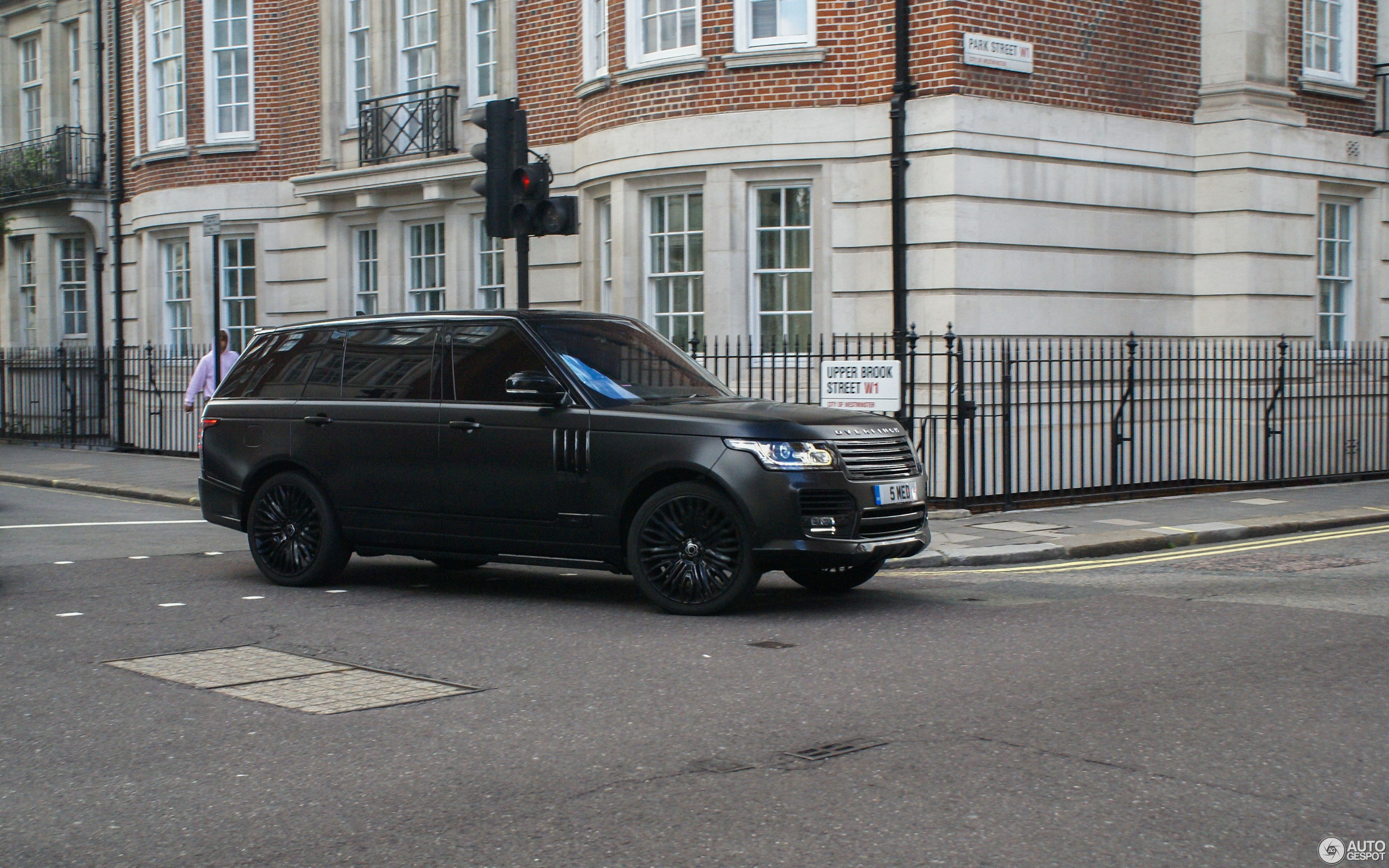 Range Rover Long Wheelbase >> Land Rover Overfinch Range Rover L405 Long Wheelbase 31