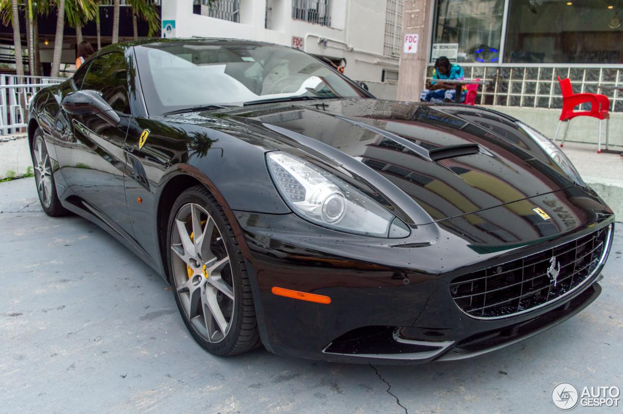 Ferrari California - 1 August 2018 - Autogespot