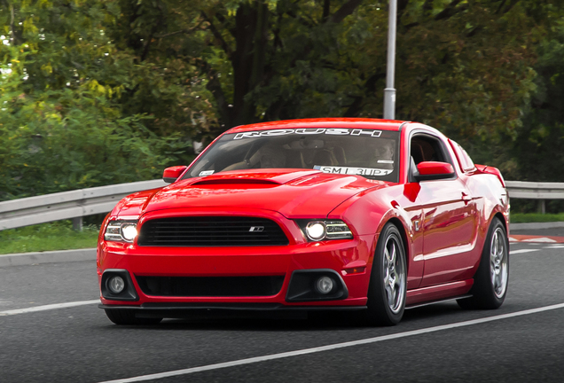 Ford Mustang Roush Stage 1 2013