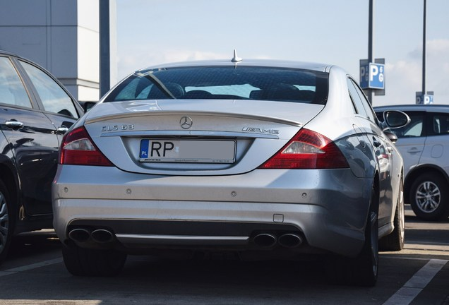 Mercedes benz cls 63 amg c219 9 iunie 2007 autogespot for Mercedes benz s 63 amg