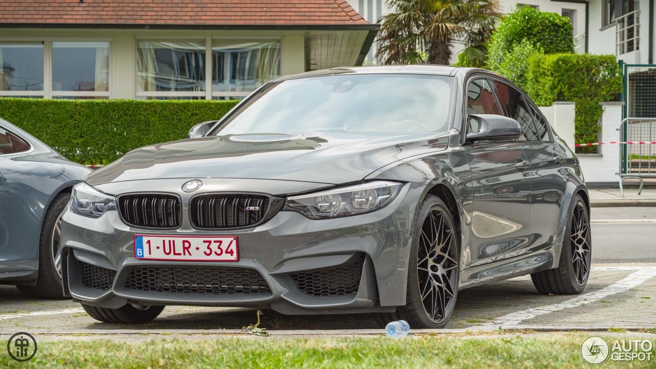 BMW M3 F80 Sedan 2017 Telesto Limited Edition - 3 augustus ...