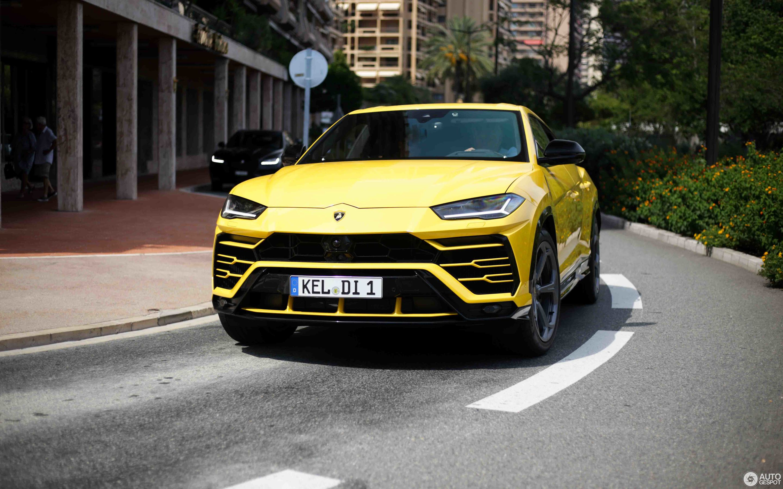 Lamborghini Urus 3 August 2018 Autogespot